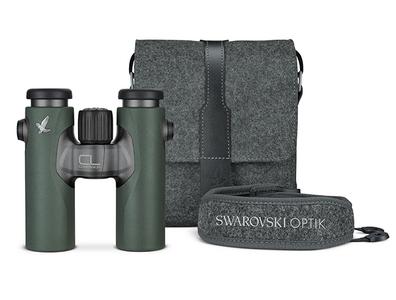 Swarovski CL 10x30 new groen + Northern Lights tas